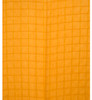 Yellow Vintage Check Scarf SC8750