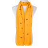 Yellow Cute Hedgehog Scarf SC8770
