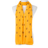 Yellow Cute Baby Elephant Scarf SC8771