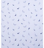 Blue Sea Animal Dolphin Print Scarf SC8773