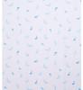 White&Blue Sea Animal Dolphin Print Scarf SC8773