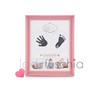 4Pack Newborn Footprint Handprint-Blue