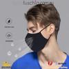 2021 NEW Mask Dustproof Protective Masks-Plain Black