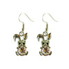 Easter Bunny Earrings EHM1276