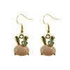 Easter Bunny Earrings EHM1295