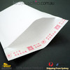230mm x 180mm Bubble Mailer White Padded Bag Envelope 8PCs