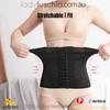 Women Corset Waist Trainer Tummy Girdle Belt Body Shaper-Black