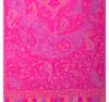Women 100% Pashmina Premium Winter Scarf Wrap Hot Pink