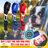 Adjustable Pet Dog Travel Safety Car Vehicle Seat Belt01