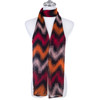 RED Lady's Summer Light Weight Scarf SCX887-3