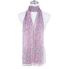 PINK Lady's Summer Light Weight Scarf SCX896-2