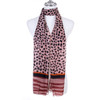 PINK Lady's Summer Light Weight Scarf SCX899-3