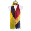 YELLOW Lady's Summer Light Weight Scarf SCX905-2