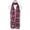 COFFEE Lady's Summer Light Weight Scarf SCX910-1