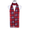RED Lady's Summer Light Weight Scarf SCX910-4