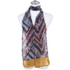 YELLOW Lady's Summer Light Weight Scarf SCX915-1