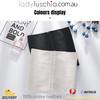 Women Corset Waist Trainer Tummy Girdle Belt Body Shaper-White