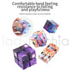 Infinity Cube Fidget Toys Magic Puzzle Sensory Autism Anxiety ADHD Stress Relief