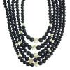 Gannon Indigo Necklace