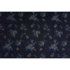 Navy Folral Print All Seasons Scarf