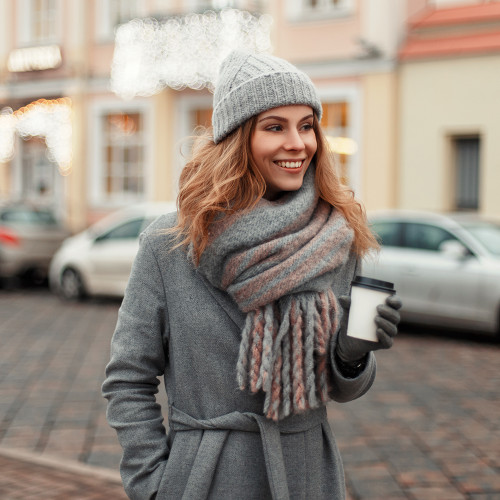 What's the Best Style of Scarf for You?