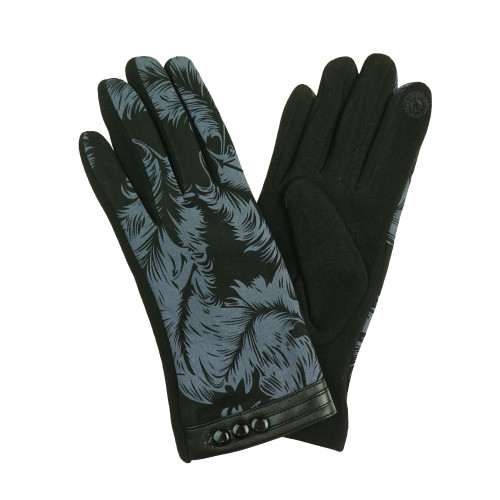 GL508 BLACK Lady Glove