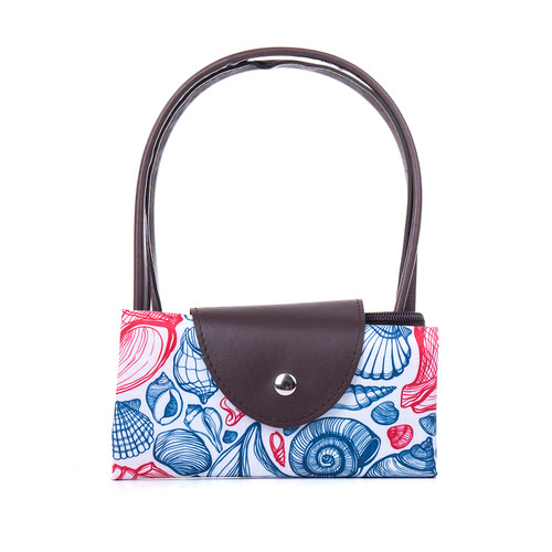 Floral Foldable Shopping Bag BZD290