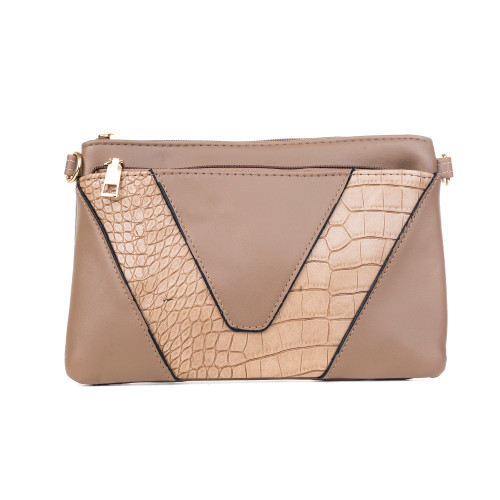 Cross Body Bag with Adjustable Shoulder Strap B4966-2