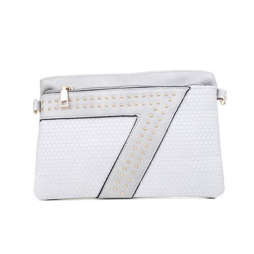 Cross Body Bag with Adjustable Shoulder Strap B4977-5