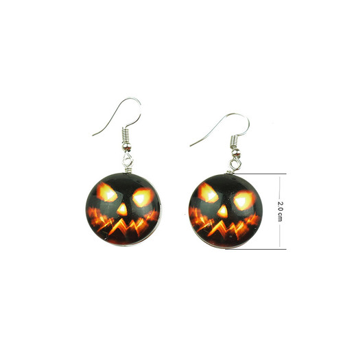 Halloween Costume Fancy Spooky Earring EHM1028