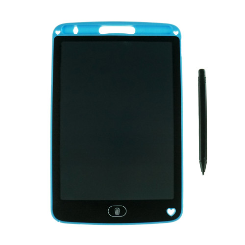 "Blue LCD Writing Tablet 8.5"" LCD Digital Drawing Pad02"