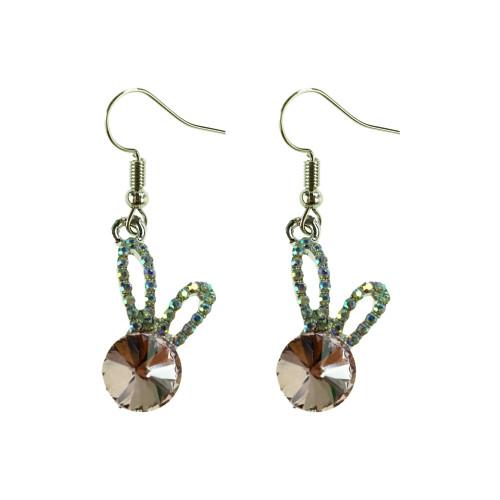 Easter Bunny Earrings EHM1268