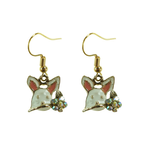 Easter Bunny Earrings EHM1284