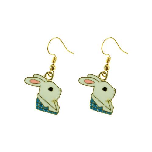 Easter Bunny Earrings EHM1288