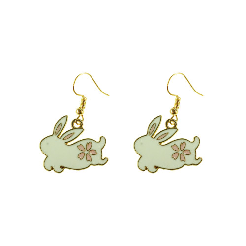 Easter Bunny Earrings EHM1289