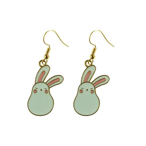 Easter Bunny Earrings EHM1290