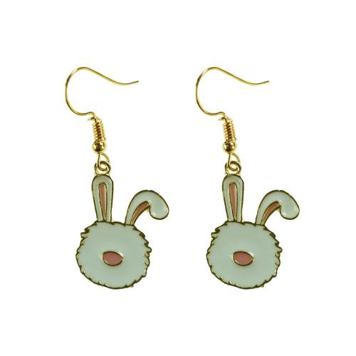 Easter Bunny Earrings EHM1291