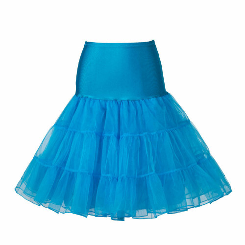 Women Tutu Skirt - Blue