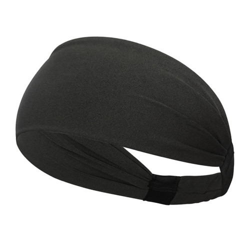 Workout Yoga Headband-Black