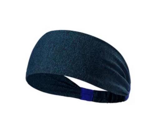 Workout Yoga Headband-Navy