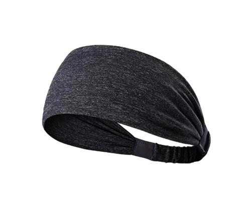 Workout Yoga Headband-HB Dark GREY