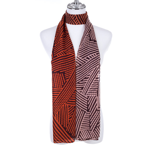ORNAGE Lady's Summer Light Weight Scarf SCX885-5