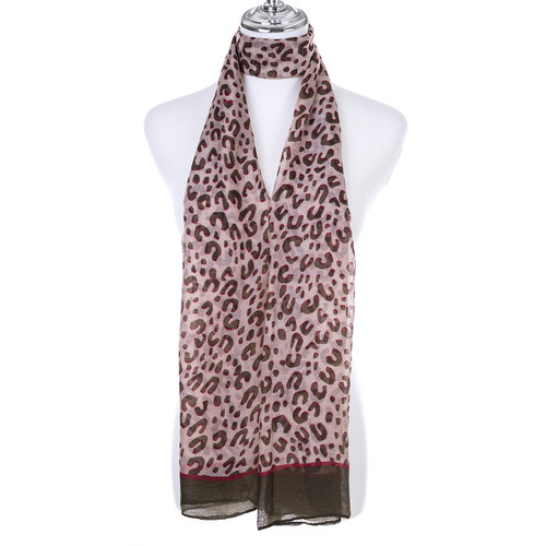 GREEN Lady's Summer Light Weight Scarf SCX911-2