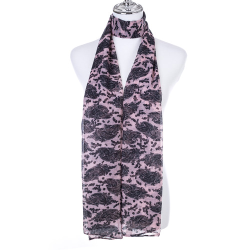 PINK Lady's Summer Light Weight Scarf SCX912-2