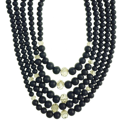 Gannon Indigo Necklace