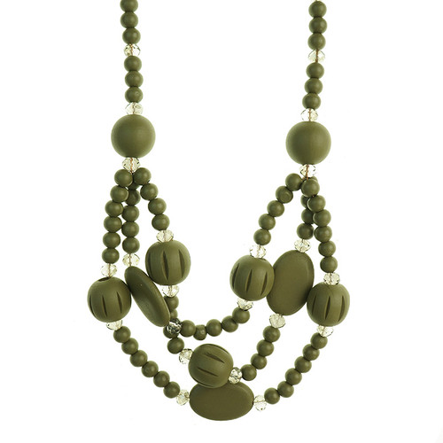 Gerrald Green Necklace