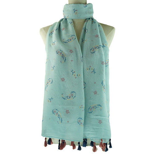 Blue Bella All Season Scarf