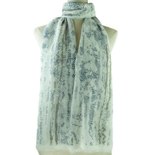 Navy Helen All Season Scarf
