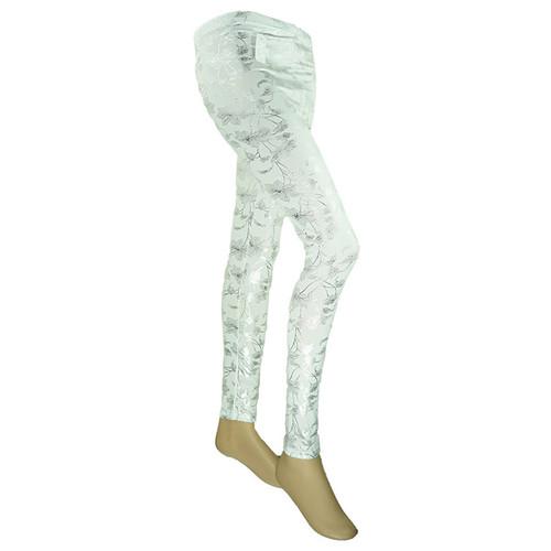 White Leggings 15