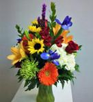Summer Sky Bouquet